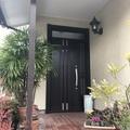 海老名市M邸 【玄関ドア改装工事】 LIXIL リシェント