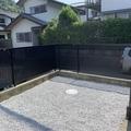 厚木市I邸 【ガーデンエクステリア工事 】  LIXIL ライシスフェンス
